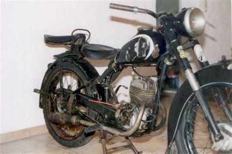 Motorrad Puch 125 by Markus Walser Puch 125 T