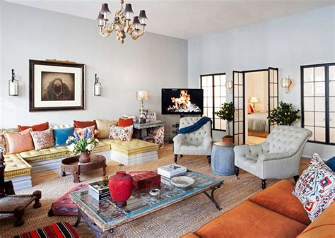 eclectic living room ideas eclectic interior design style ideas home and decoration