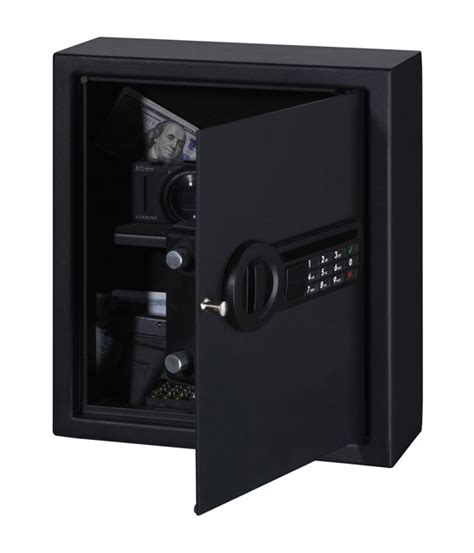 Stack On Strong Box Drawer Safe by Stack On Pds 1505 Strong Box Drawer And Or Pistol Safe
