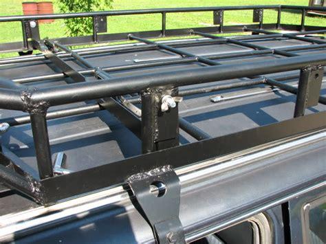 Xj Roof Rack Build by Xj Roof Rack Diy Crafts