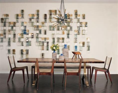 Esszimmer Wanddeko by 18 Einzigartige Wanddeko Ideen Wohnkultur Mit Kunstst 252 Cken