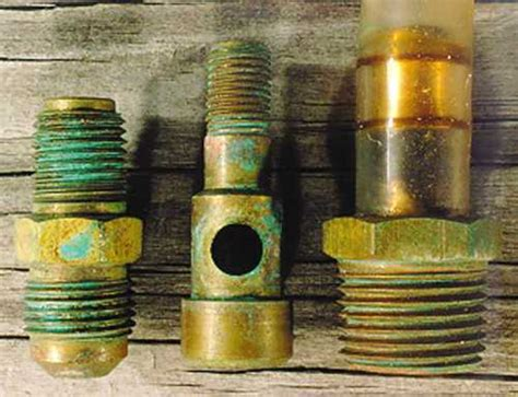 will brass rust will brass corrode in saltwater saltwater corrosion engineering eng tips