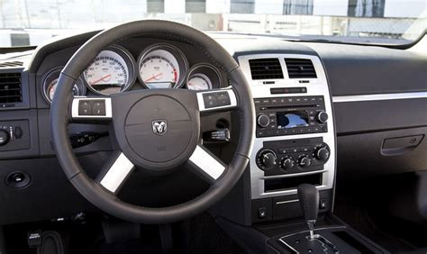 2008 Dodge Charger Interior by 2008 Pontiac G8 Gt Vs 2008 Dodge Charger R T Photo