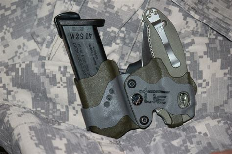 kydex tool pouch kydex soldier systems daily