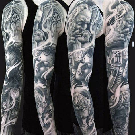 tattoo sleave designs 70 unique sleeve tattoos for aesthetic ink design ideas