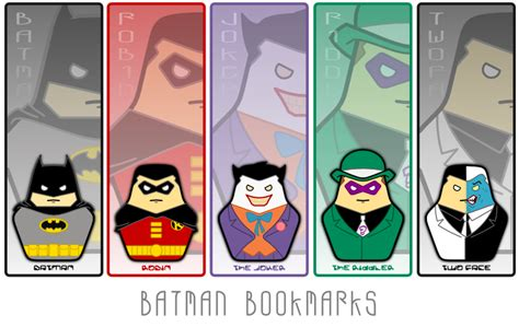 printable batman bookmarks batman bookmarks by tricorndesign on deviantart