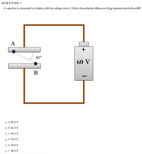 capacitor connected to battery batteries capacitor connected directly with 28 images homework 2 capacitor all about