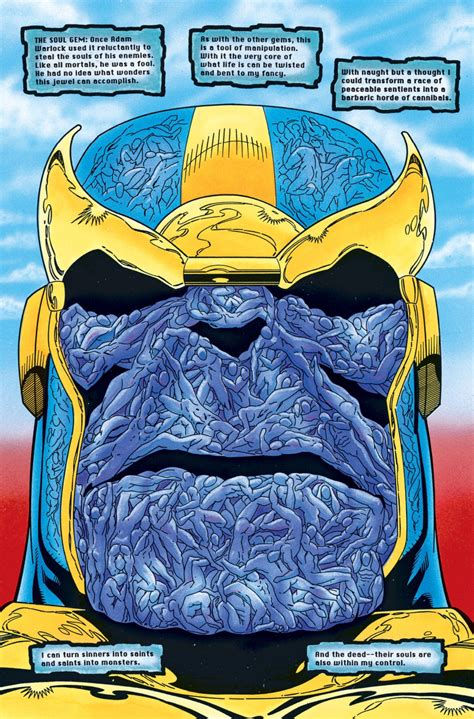 what does the infinity how do the infinity gems work