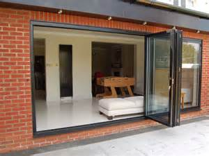 Tri Folding Patio Doors Bi Fold Door Whiteline Manufacturing Ltd