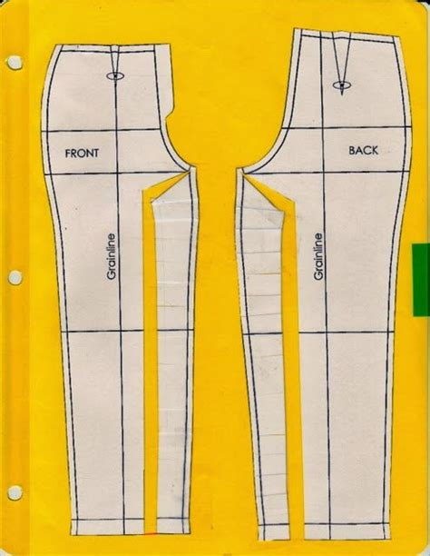 pattern making and alteration pinterest a bunch of trouser pants pattern alterations from cation