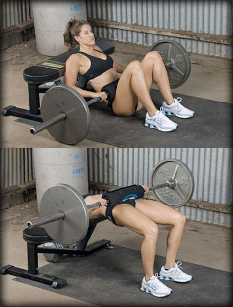 glute bridge on bench 6 top exercises to tighten up your butt metabolic