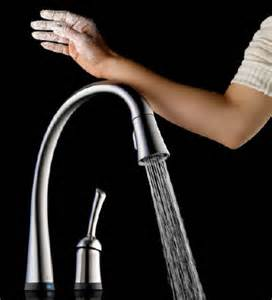 Touch Kitchen Sink Faucet Red Light On Delta Touch Faucet Share The Knownledge