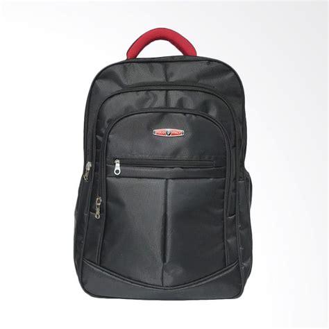 Tas Ransel Polo Winstar Trendy jual polo itali tas ransel laptop hitam harga kualitas terjamin blibli