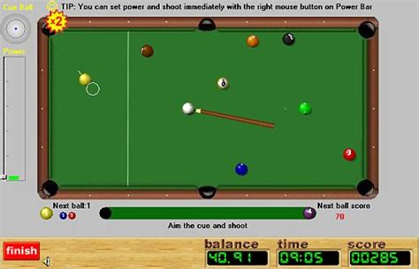 Play Pool And Win Money - pool rush play online single player pool internet tournaments