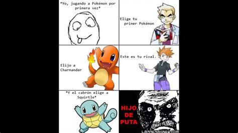Memes De Pokemon En Espaã Ol - pokemon memes en espa 241 ol 3 youtube