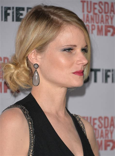 joelle carter haircut 12 romantic lower updo hairstyles suited for every