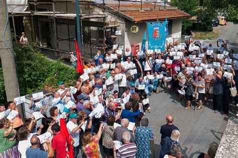 ufficio postale borgo san lorenzo il filo mugello 187 rufina i sindacati pensionati le