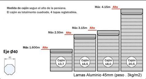 medidas de persianas instala obras tu persiana con caj 243 n exterior color blanca