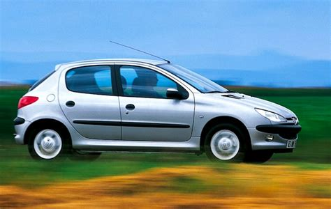 peugeot spain spain 2001 peugeot 206 leader best selling cars
