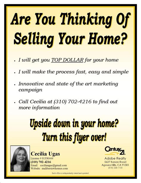 are you thinking of selling your home photo by