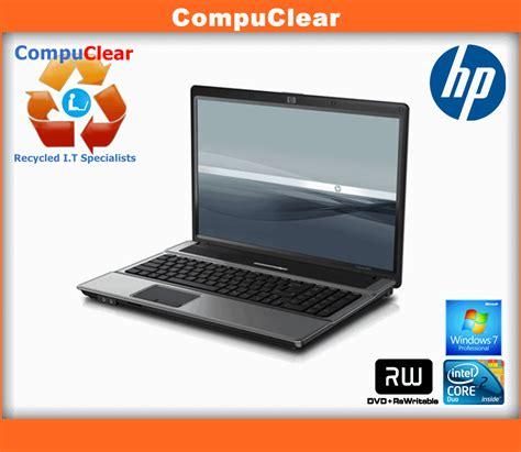 Hp Acer Ram 3gb hp compaq 6820s 17 quot laptop 2 duo 2 0ghz 3gb ram 160gb hdd win 7 pro 6