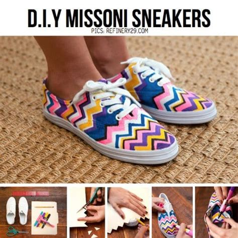 diy shoes tutorial 20 amazing diy sneakers makeover ideas