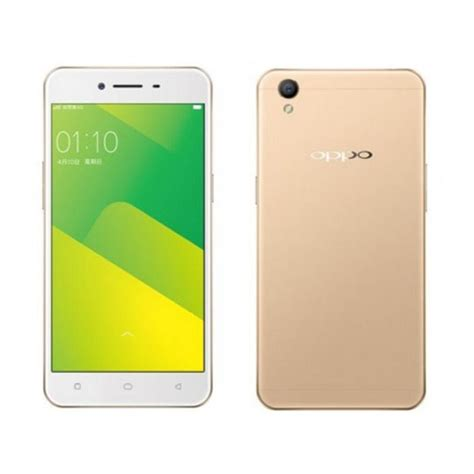 Oppo A57 32gb Gold jual oppo a57 smartphone gold 32gb 3gb harga