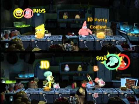 spongebob squarepants lights camera pants spongebob squarepants lights camera pants ps2 part