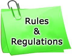 and regulations greenland academy