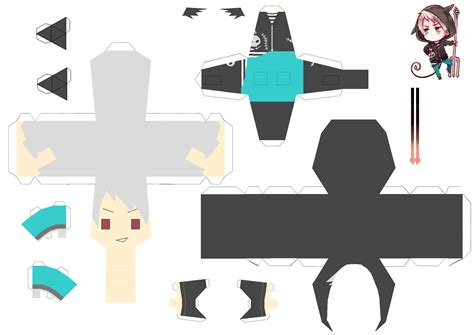 Template Papercraft - papercraft templates images