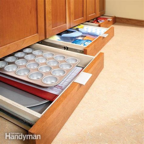 how to build cabinet drawers increase kitchen