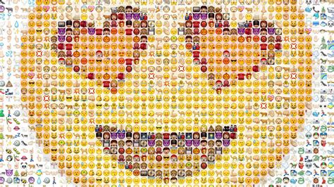 all iphone emoji faces jealousy swirls as iphone users show off new emoji android