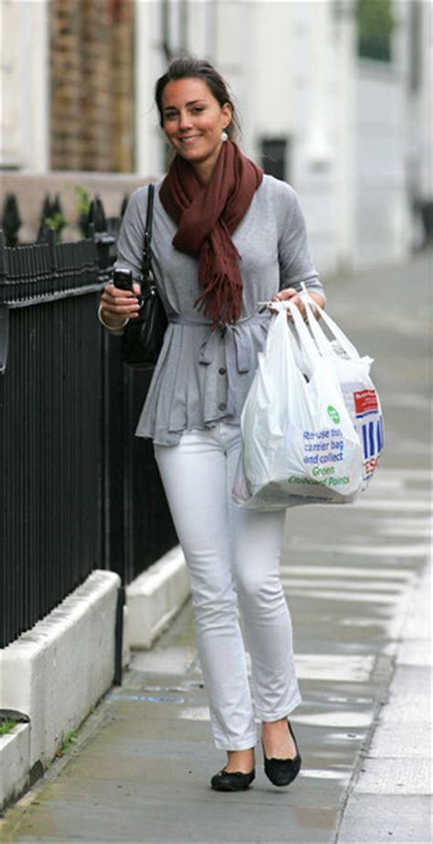 A Year In Fashion July 2007 by The Fashion Of Kate Middleton July 3 2007 Shopping At Tesco