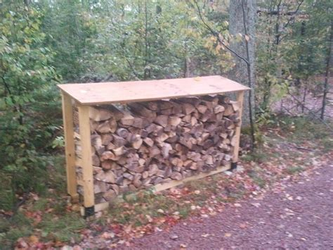 Firewood Rack Plans by 35 Best Firewood Rack Images On