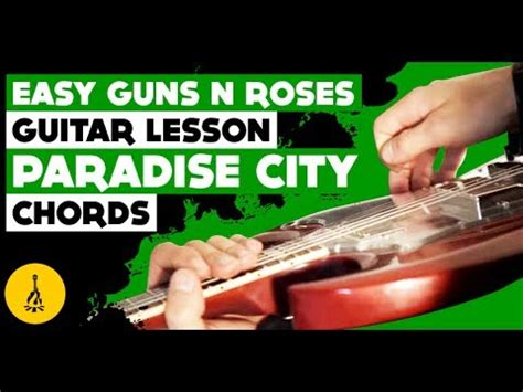 guns n roses paradise city mp3 download 320kbps easy guns n roses songs on guitar paradise city chords