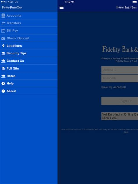 Fidelity Background Check Fidelity Bank Trust For On The App Store