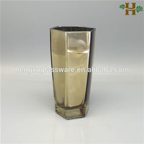 Types Of Vases by Different Types Decorative Glass Vases Buy Different