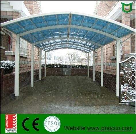 Metal Roof Car Shelter by Car Shed Design Aluminum Car Shelter Polycarbonte Roof
