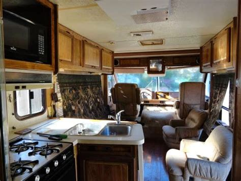 rvs  travel master motorhome  sale  owner