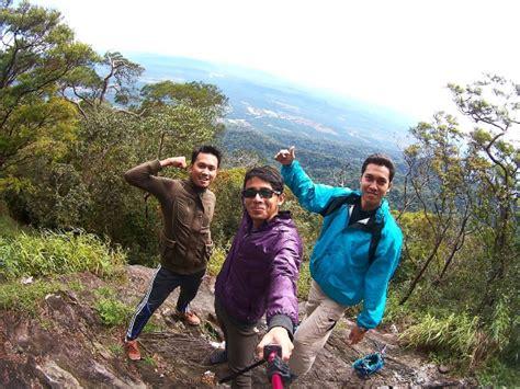 Baju Sejuk Panjat Gunung gunung jerai the last minutes plan husein rider
