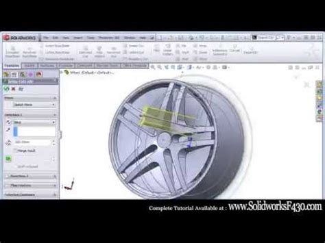 solidworks tutorial r8 solidworks car tutorial how to model a car in solidworks
