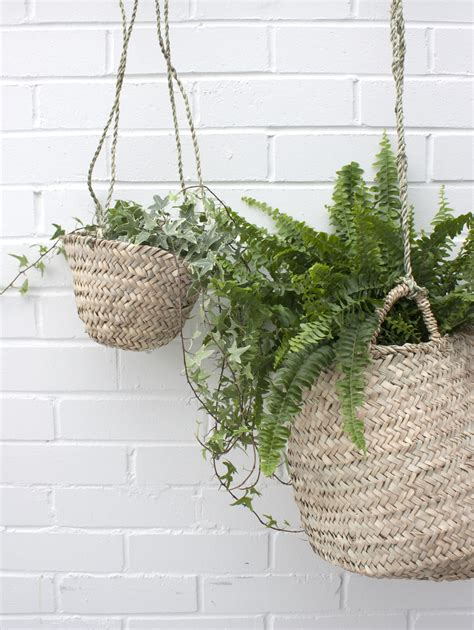 hanging planter basket hanging planter tiny heavenlyhomesandgardens co uk