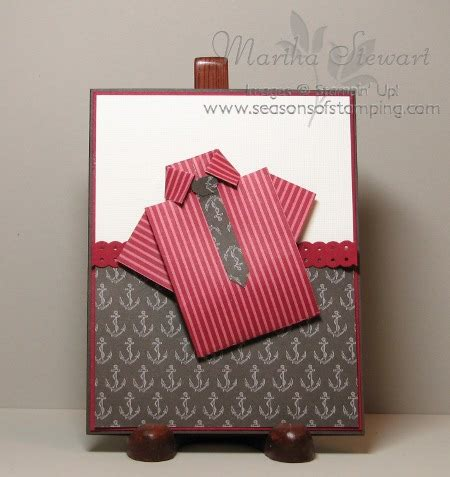 Folded Shirt Card Template by Fathers Day Origami Shirt By Flmom At Splitcoaststers