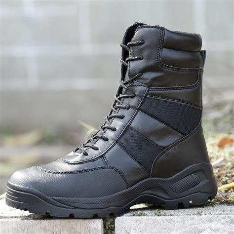 Sepatu S Desert Camouflage Tactical Boots Outdoor s desert camouflage tactical boots outdoor sport combat army boots botas hiking