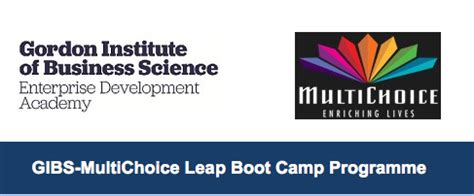 Gibs Mba Requirements by 2016 Gibs Multichoice Leap Boot C Programme For