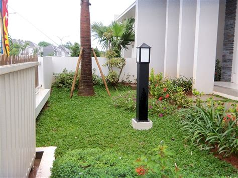 layout taman minimalis rumah minimalis
