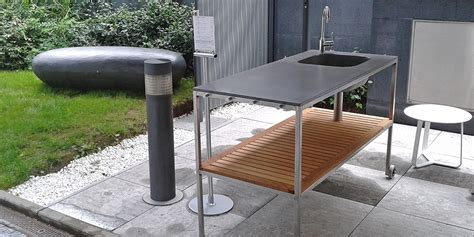 Outdoor Kitchen Furniture outdoor kitchen furniture design studio vacek