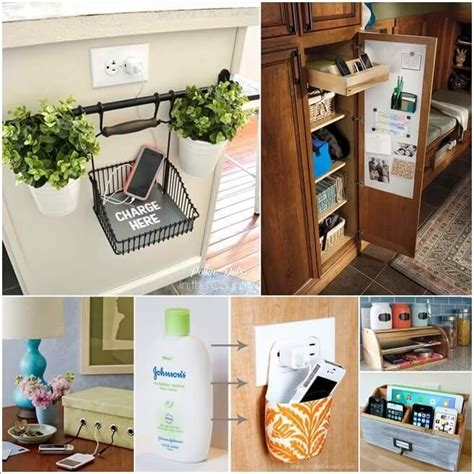 Charging Station Ideas | 17 best images about home on pinterest toilets