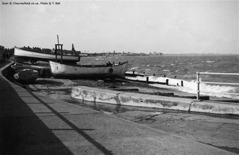 catamaran yacht club sheppey sheerness beach 14 feb 1965 cheyneyrock co uk