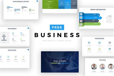 business keynote template creative keynote presentation